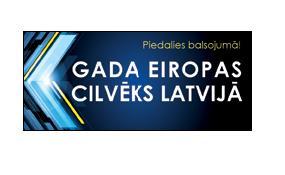 Gada Eiropas Cilvēks Latvijā