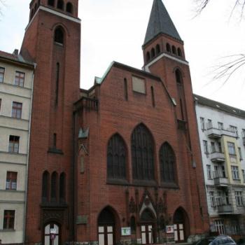 Berlīnes latviešu draudze