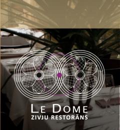 Zivju restorāns Le Dome