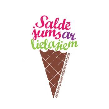 Saldējums ar lielajiem