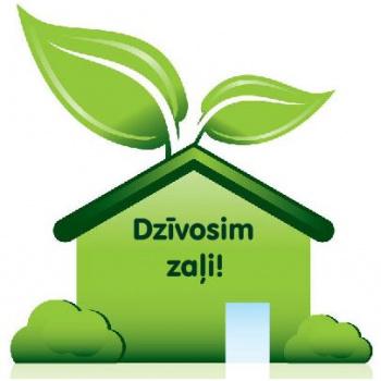 Dzīvosim zaļi!