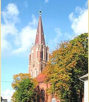 Svētās Annas luterāņu baznīca Liepājā