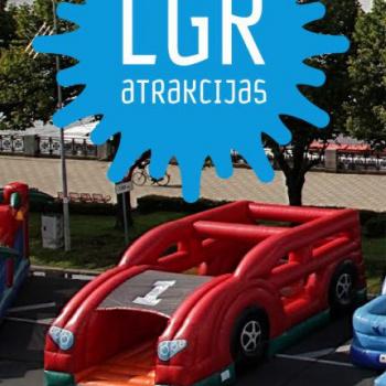 LGK atrakcijas