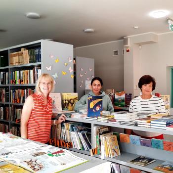 Jelgavas 4.vidusskolas bibliotēka