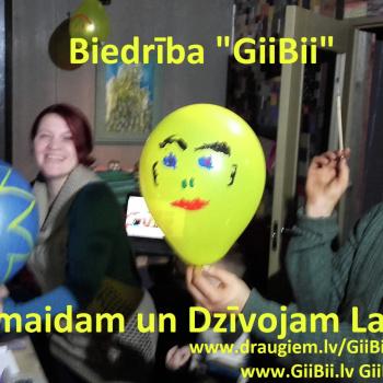 GiiBii Biedriba