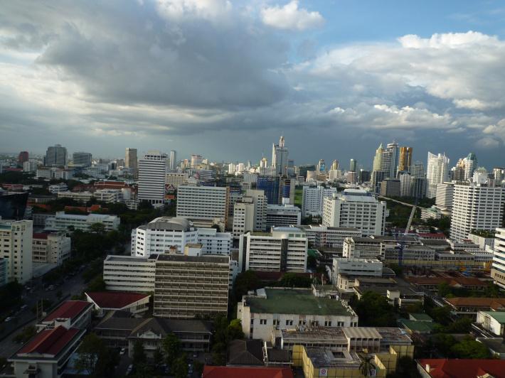 Bangkok skyscrapers, Dace & Gilles photography
