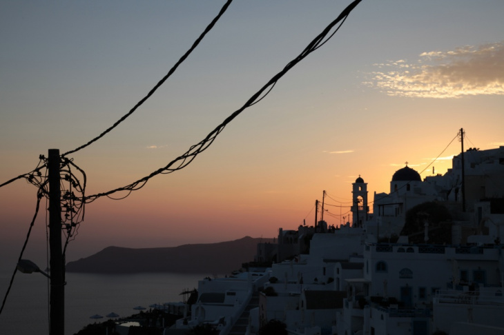 Santorini, Dace & Gilles photography